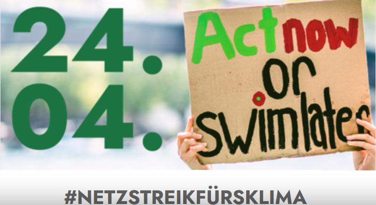 """Fridays for Future: """"Wir brauchen internationale und solidarische Antworten"""""""