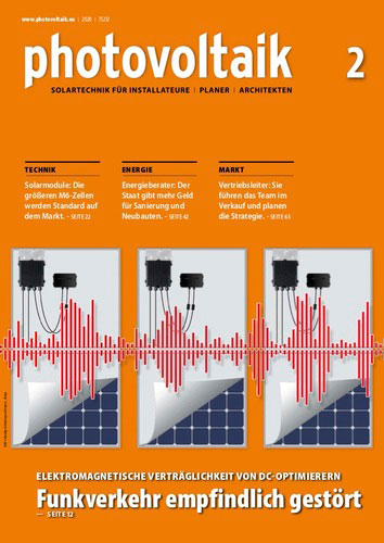photovoltaik Ausgabe 02/2020