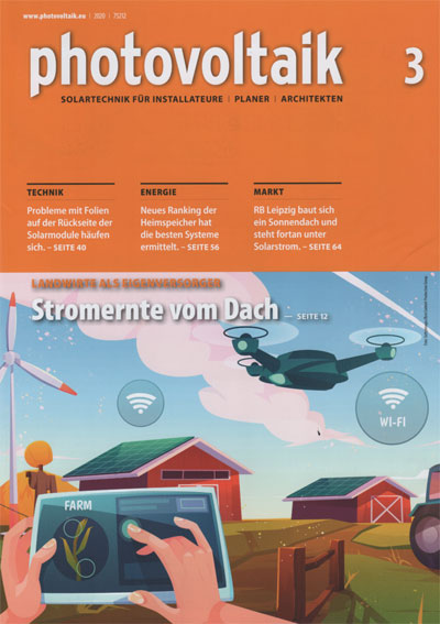 photovoltaik Ausgabe 03/2020