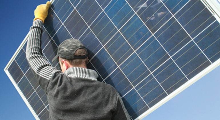 Solar to create 94,000 new jobs in Europe by 2021