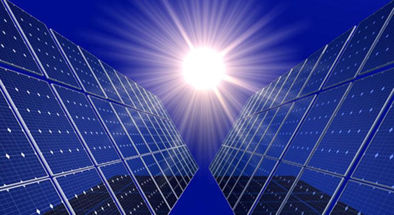 6,9 Milliarden Kilowattstunden Solarstrom im April
