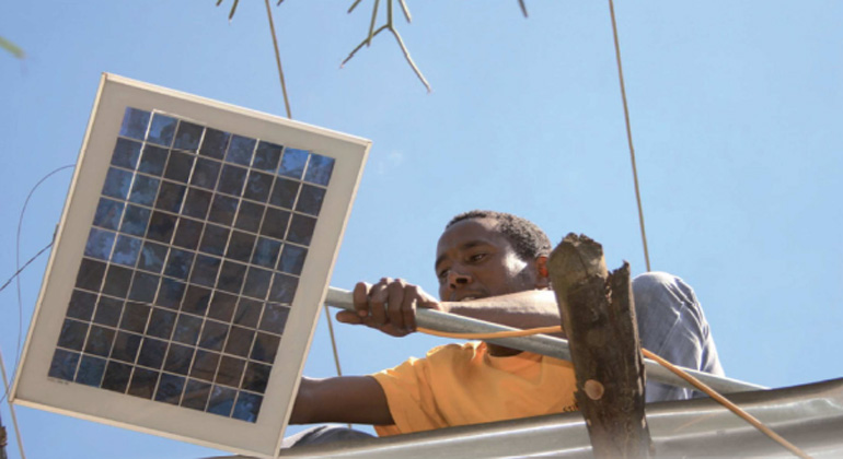 Relief needs of African solar companies – Survey results from East Africa