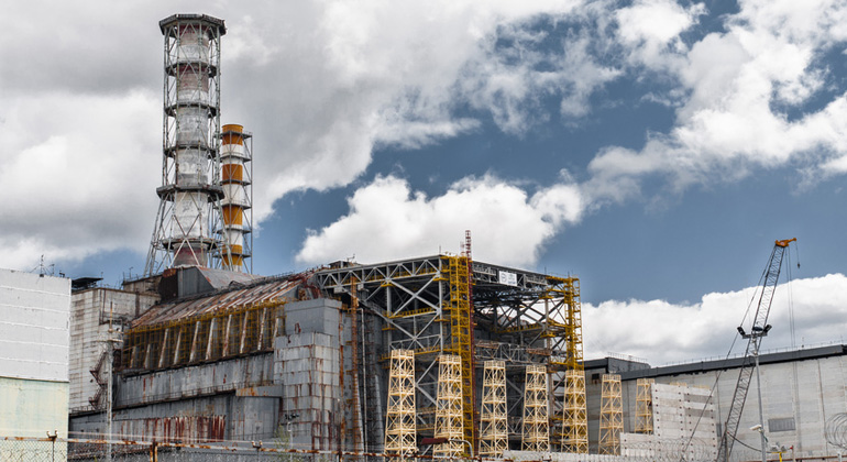 Fotolia.com | jah_unit | Atomruine in Tschernobyl.