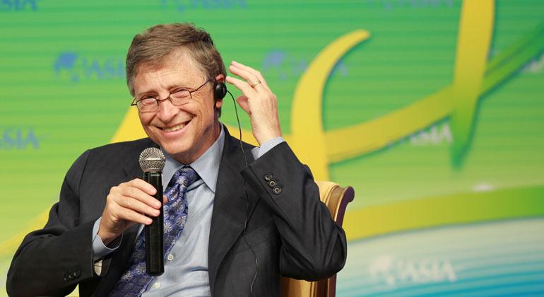 Depositphotos | ChinaImages | Bill & Melinda Gates Foundation
