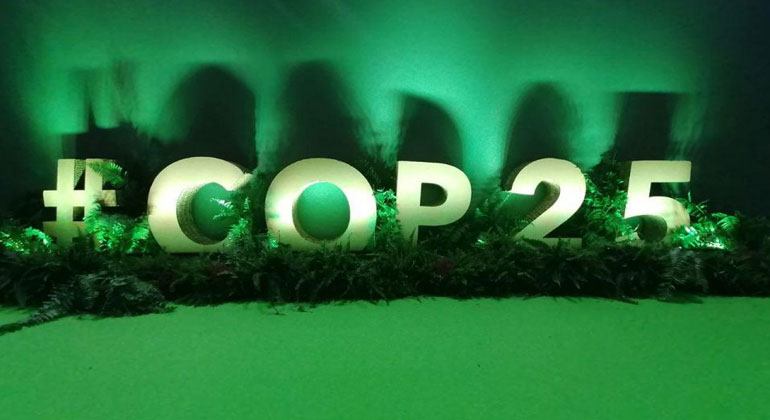 Nächste COP erst Ende 2021: Klimaschutz auf der langen Bank