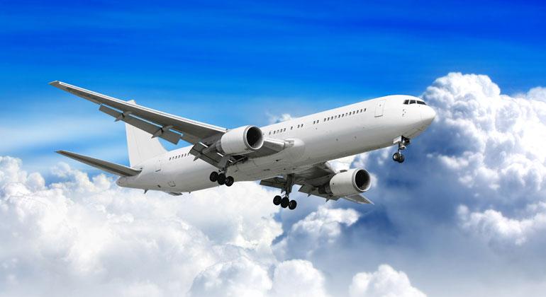 Flugverkehr auf Klimakurs bringen