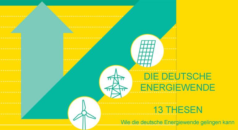 Fraunhofer-Cluster of Excellence erarbeitet 13 Thesen zur Energiewende in Deutschland