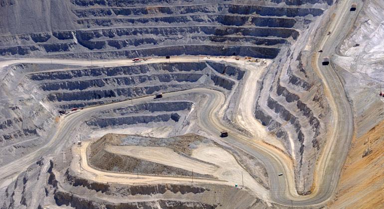 Depositphotos | gwhitton | 'Die ökologischen Auswirkungen des Mineralienabbaus sind lokal verheerend'