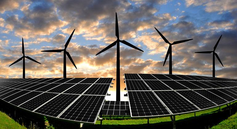 Erste Weltkarte für Solar- und Windenergiestandorte
