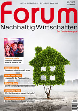 forum-csr.net | forum 01/2020