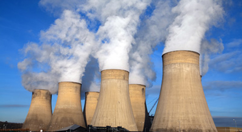 Carbon emissions will start to dictate stock prices