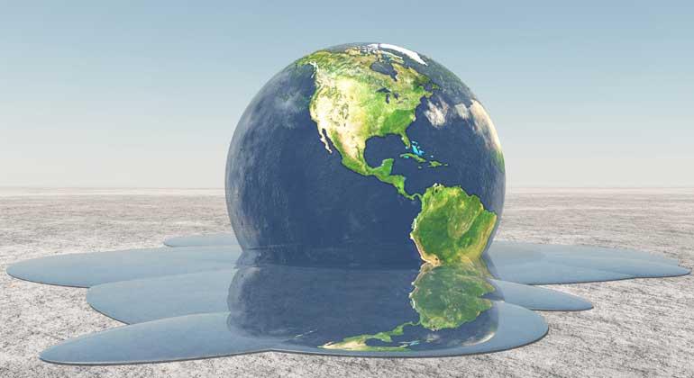 Depositphotos | rolffimages | Die Klimaerhitzung bleibt für viele Jahrhunderte und Jahrtausende die Überlebensfrage der Menschheit.