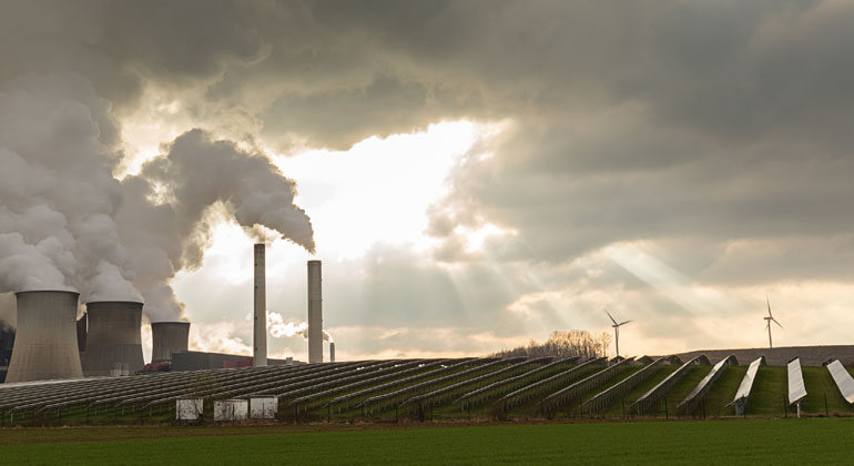 Aus für Kohle und Atom