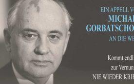 Beneventro Verlag | Michail Gorbatschow