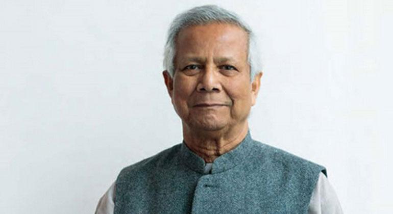 forum-csr.net   Thomas Dashuber   Friedensnobelpreisträger Professor Muhammad Yunus fordert: Keinen Schritt zurück! 'Die drängenden Probleme der Menschheit dürfen durch Corona nicht verdrängt werden'.
