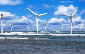 Depositphotos | Amandine26 | Offshore Windkraft