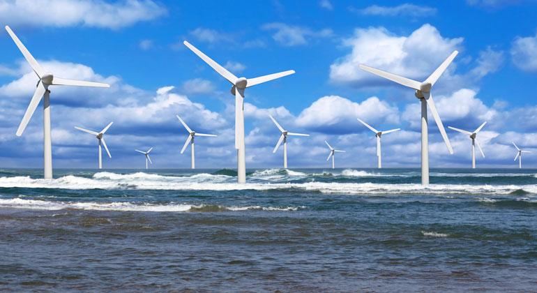 Offshore-Wind: EU gibt 800 Mrd. Euro bis 2050