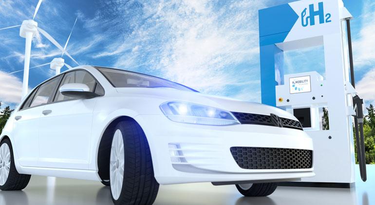 34 Prozent der Deutschen würden sich für Wasserstoff-Fahrzeug entscheiden