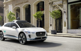 waymo.com | Waymo's fully self-driving Jaguar I-PACE electric SUV 3 (City Daytime)