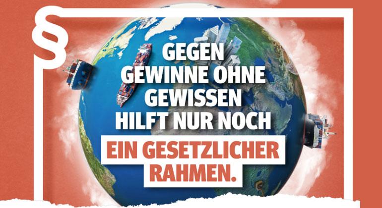 bund.net | Frau Merkel, wir brauchen endlich ein Lieferkettengesetz!
