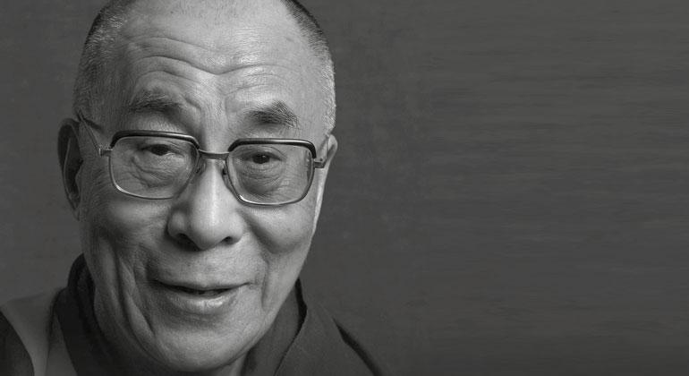"""Dalai Lama: """"Ich bin ein Grüner"""""""