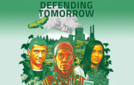 Global Witness | Defending Tomorrow | The climate crisis and threats against land and environmental defenders.