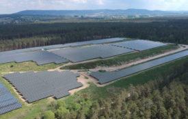 MaxSolar GmbH | NATURSTROM erweitert Solarpark Uttenreuth gemeinsam mit Bürgerinnen und Bürgern