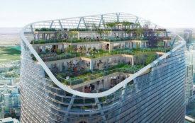 Mike Cannon-Brookes / Atlassian | So sollen die Hängenden Gärten von Sydney einmal aussehen.