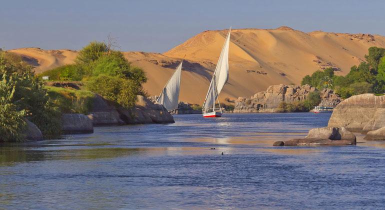 Depositphotos | frank11 | Nil in Ägypten