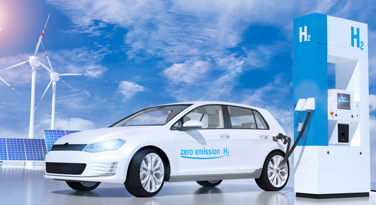 Hydrogen instead of electrification?
