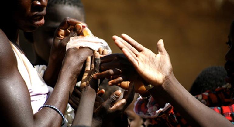 Fotolia.com | Lucatof | Hunger betrifft vor allem die Ärmsten und Schwächsten in einer Gesellschaft. Es bleibt jedoch fraglich, ob jene Bevöl-kerungsgruppen, deren Recht auf Nahrung am meisten gefährdet ist, beim Welternährungsgipfel 2021 wirklich Gehör finden werden.