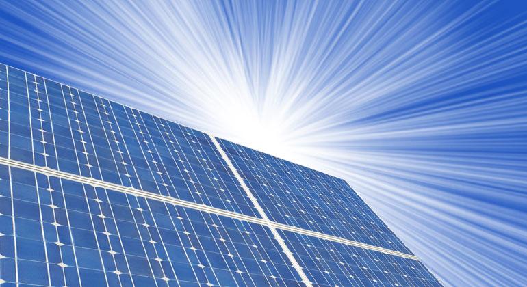 Photovoltaik-Module-Preise stark zurückgegangen