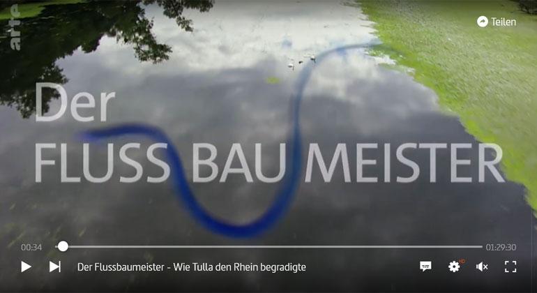 Der Flussbaumeister: Wie Tulla den Rhein begradigte