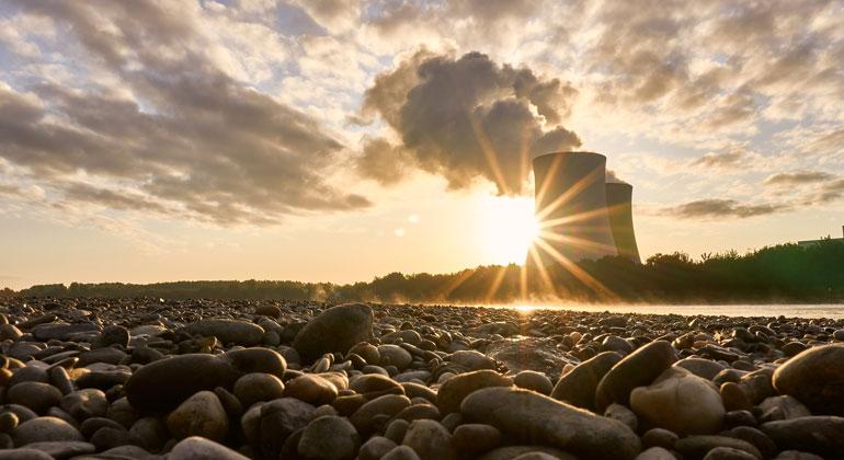 Wer auf Kernkraft setzt, reduziert keine Emissionen