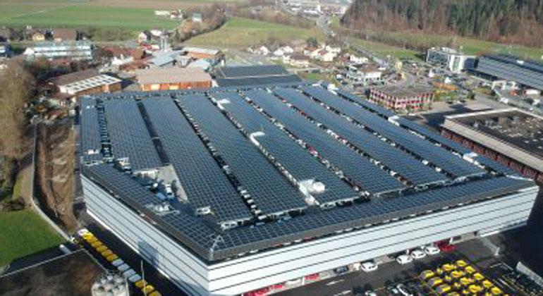 Solarstrom – nicht nur vom eigenen Dach