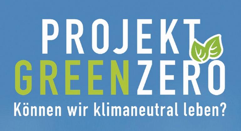 Dirk Gratzel | Projekt Green Zero