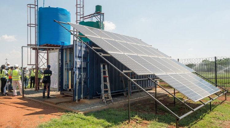Fraunhofer | Innovative Technologien verbinden den Wasser- mit dem Energie- und Nahrungsmittelsektor und ermöglichen auch dezentrale Anwendungen.
