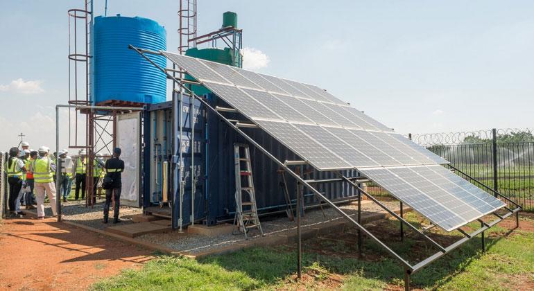 Fraunhofer: Nachhaltige Lösungen im Kampf gegen Wasserknappheit in Südafrika