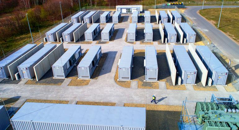 BigBattery: Stromspeicher für die Energiewende