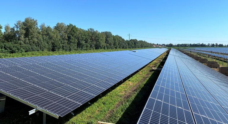 Naturstrom | Anumar | Solarpark Schornhof