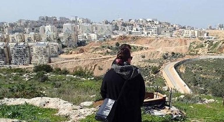 Palästina ins Herz schliessen – man kann nicht anders