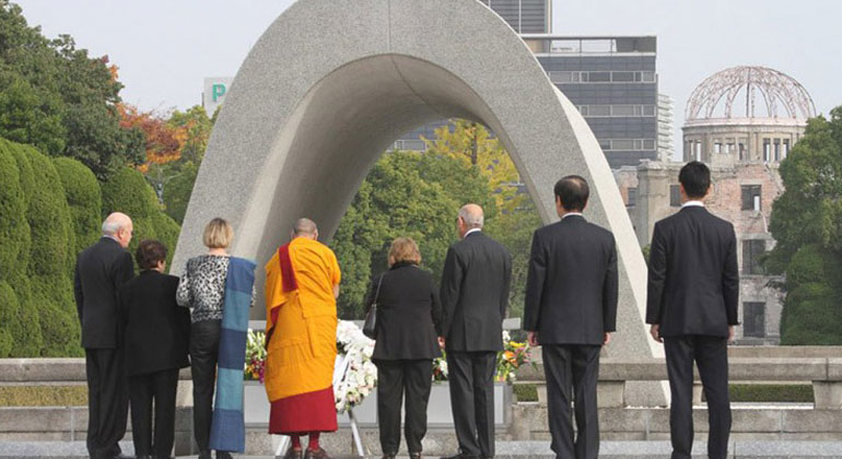 Statement on the 75th Anniversary of the Atomic Bombings of Hiroshima and Nagasaki