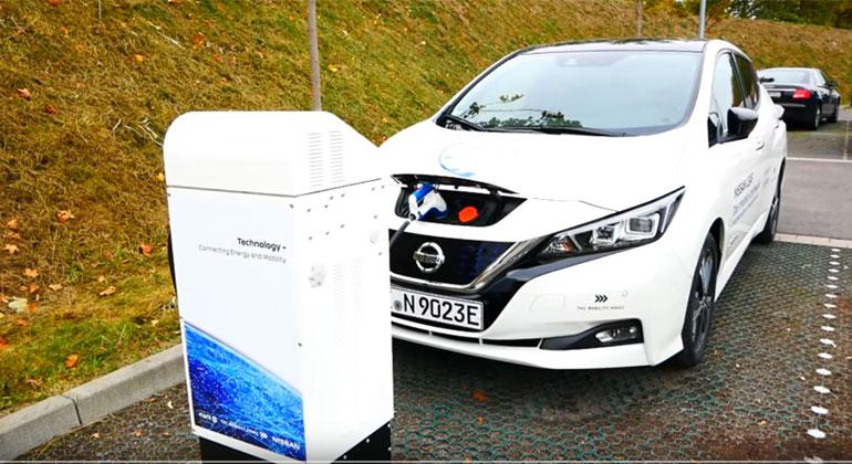Das Elektroauto als Gesamtenergielösung