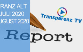 TransparenzTV | FA-Report Juli/August 2020