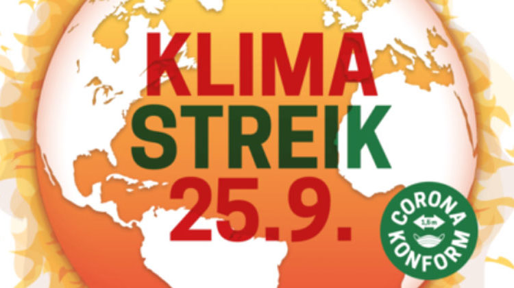 Umweltinstitut | KLIMASTREIK -September2020