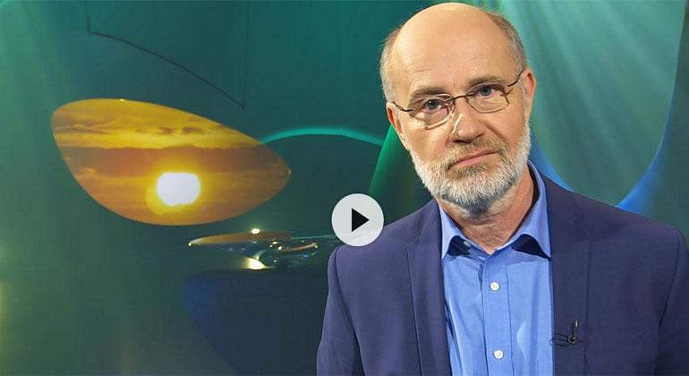 ZDF | Leschs Kosmos | Screenshot