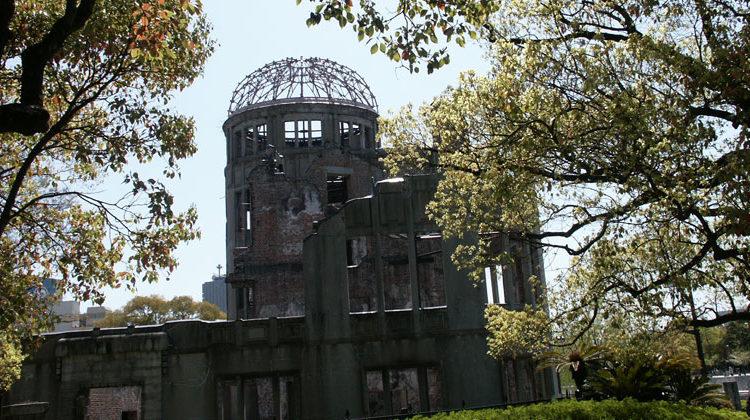 Bigi Alt | Friedensdenkmal in Hiroshima