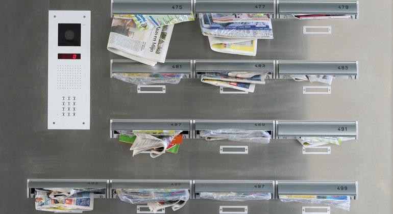 Müllflut durch Werbepost stoppen