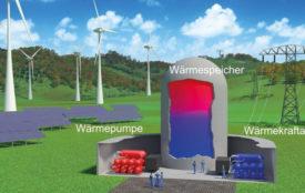 DLR | Carnot-Batterie - Standortunabhängige Speicher im Gigamaßstab