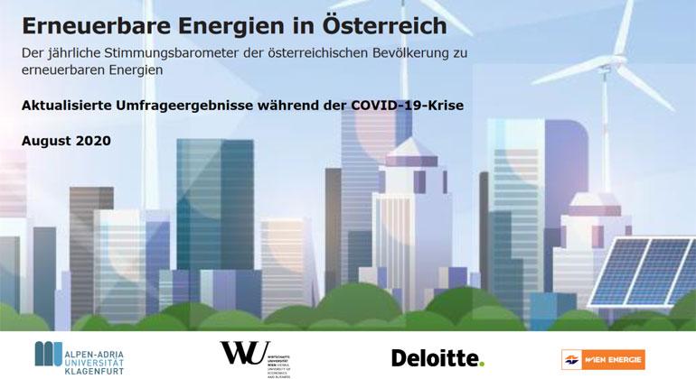 Deloitte | Erneuerbare Energien in Österreich